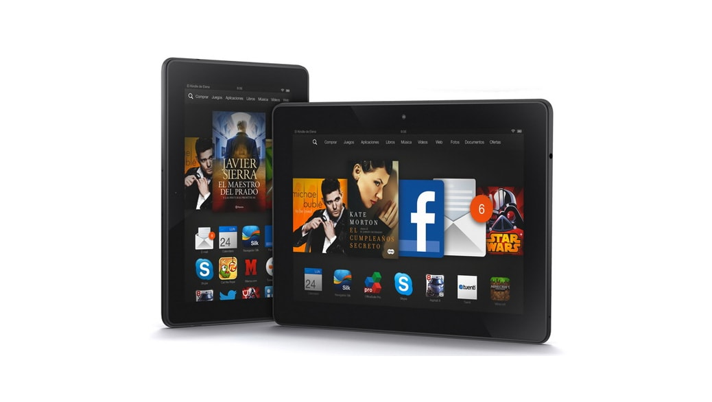 Tablet Amazon Kindle Fire HDX 7""