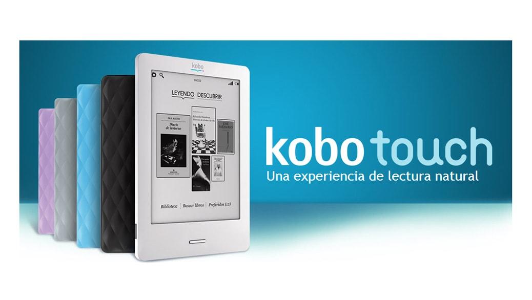 Kobo Touch El Ereader Que No Te Defraudara Ni Por Precio