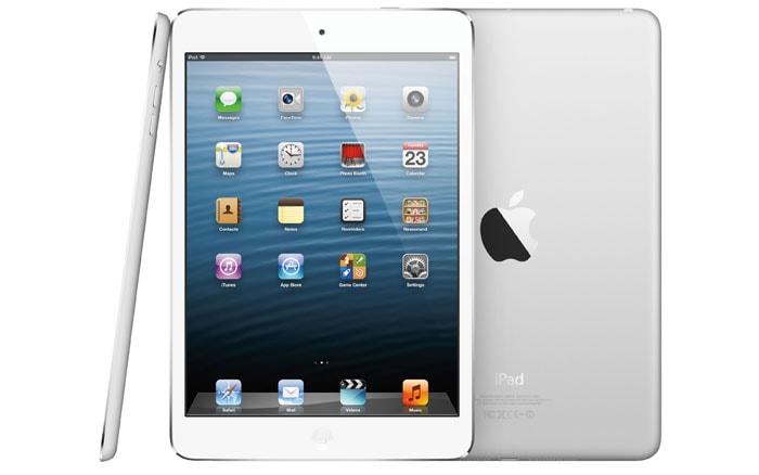 ipad de apple con iOS