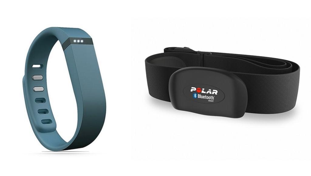 Fitbit Flex vs Polar H7 – Comparativa de monitores de actividad (pulsómetros)