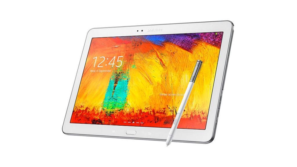 ¿El mejor tablet de gama alta de 2014? ¿Samsung Galaxy Note 10.1 2014?