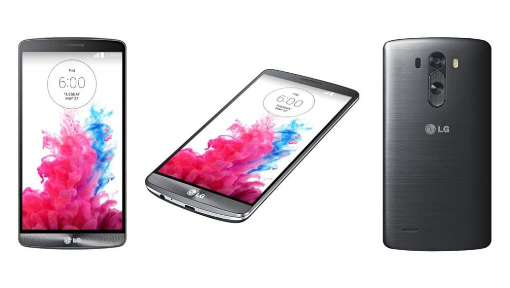¿Dónde podemos comprar el nuevo LG G3 en España?