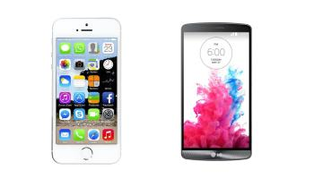 Comparativa Smartphones: LG G3 vs iPhone 5S