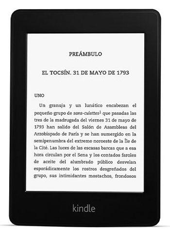 Kindle Paperwhite (6ª generación)