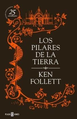 Los pilares de la Tierra de Ken Follett