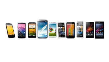 Los mejores smartphones Android en 2014