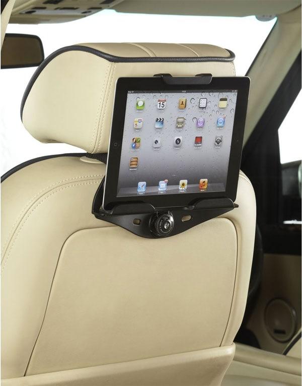"""Targus - Soporte de coche para tablet de 7-10"""""""