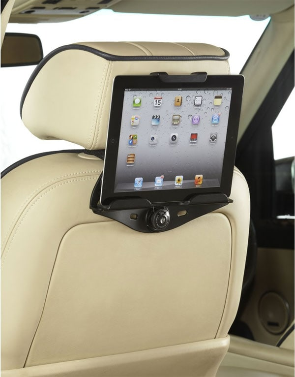 Comparativa soportes reposacabezas de coches para tablets - Quitar rayones coche facilmente ...