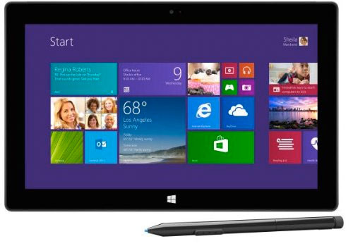 Microsoft Surface Pro 2 (Windows)