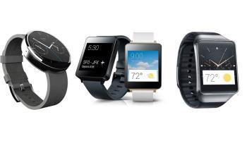LG G Watch vs Moto 360 vs Samsung Gear Live: Comparativa de smartwatches