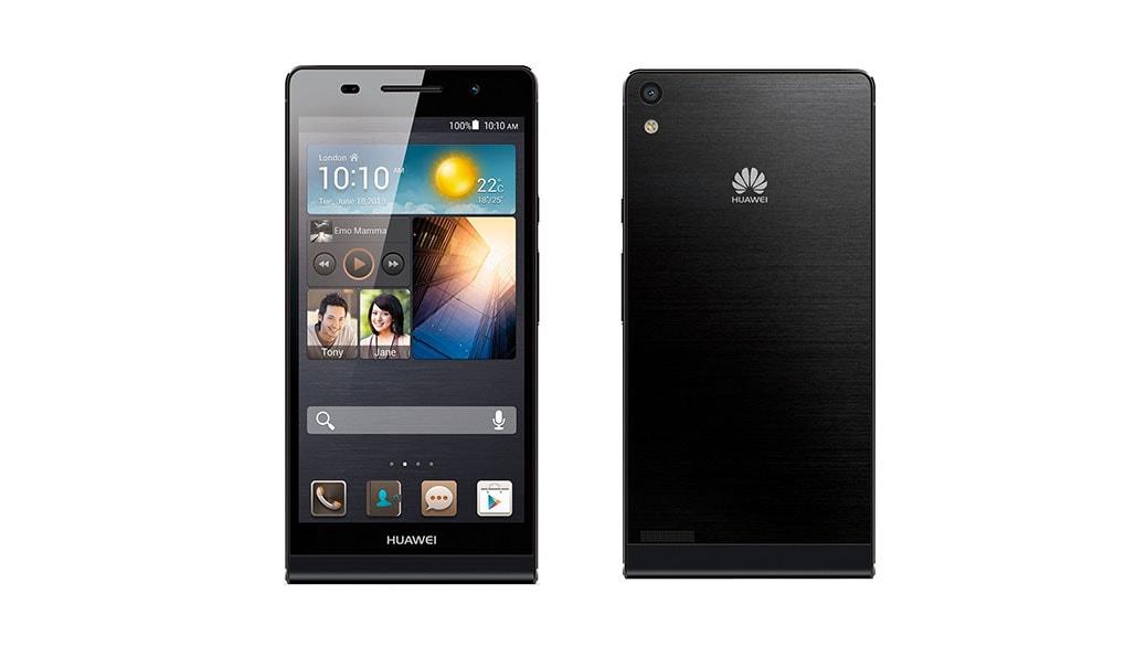 Huawei Ascend P6 Un Gran Smartphone A Un Precio Realmente