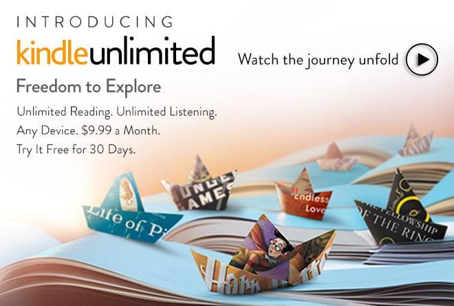 Kindle Unlimited USA