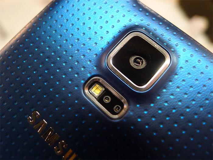 El Galaxy S5 dispone de un pulsómetro