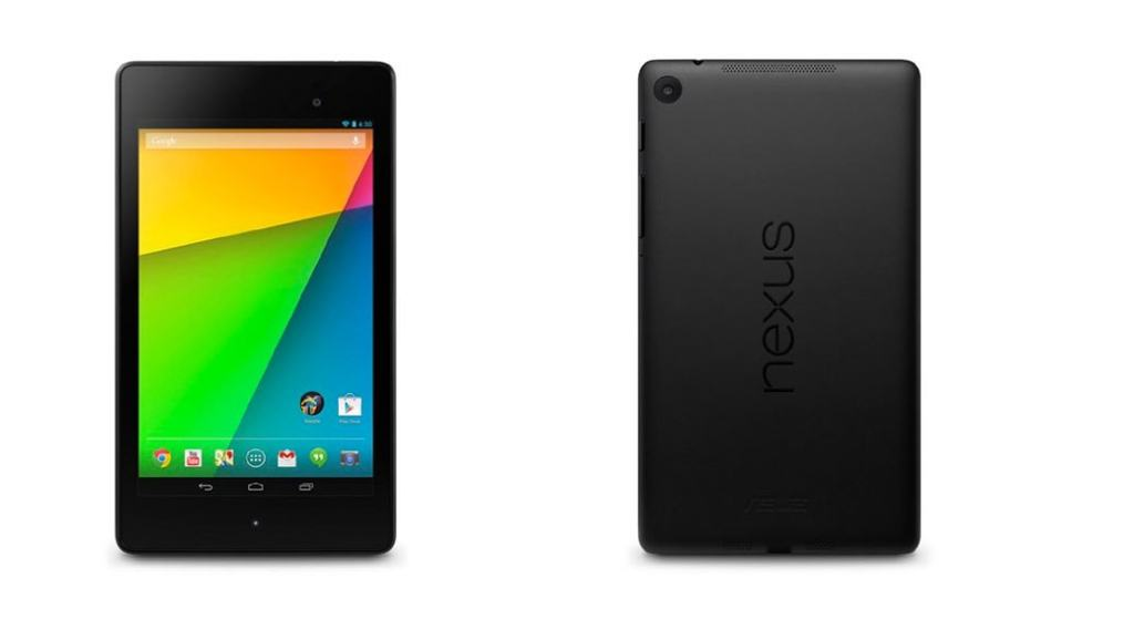 Asus Nexus 7, la mejor tablet Android de 7 pulgadas en 2014