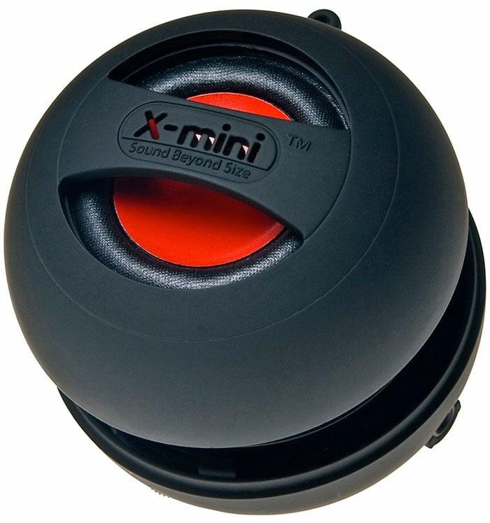 X-Mini II Black - Altavoz portátil de 2W