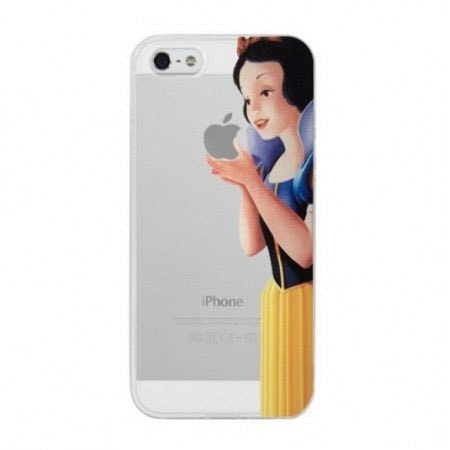 carcasa iphone 5 y 5s blancanieves