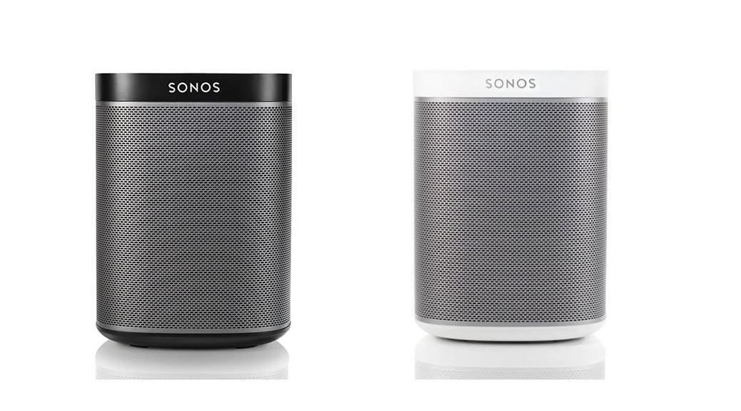 Sonos PLAY 1 - El altavoz inalámbrico WIFI perfecto para el hogar