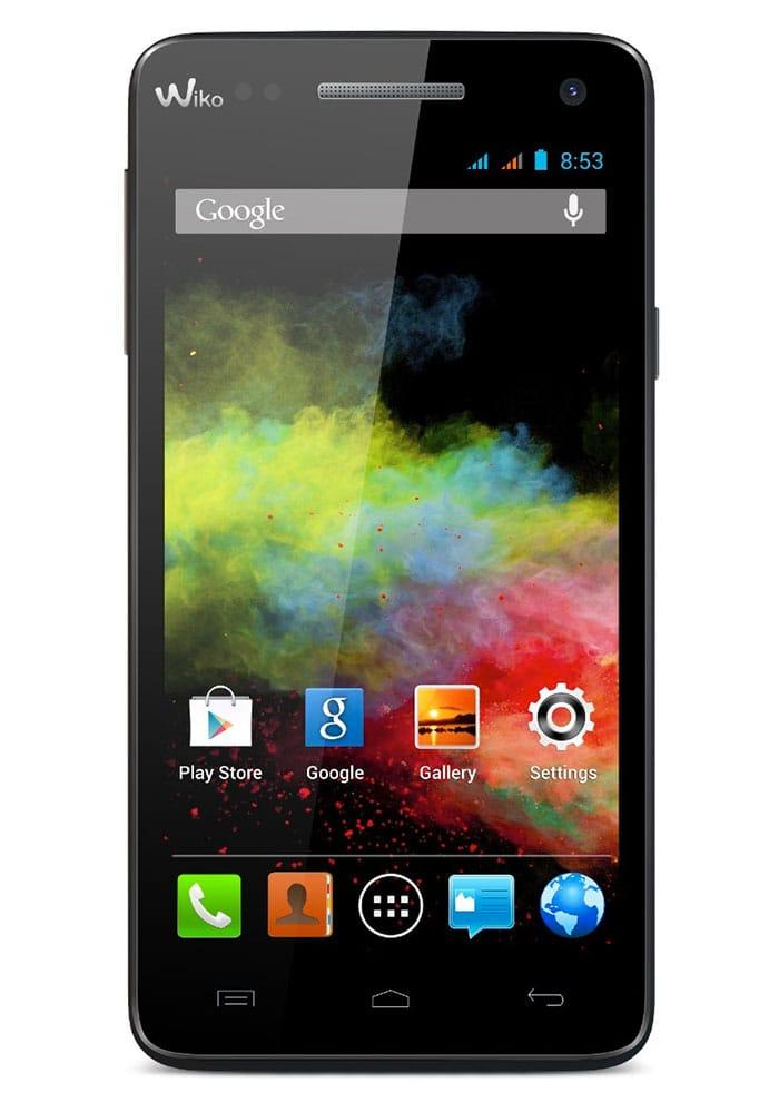 """Wiko Rainbow - smartphone de 5"""""""