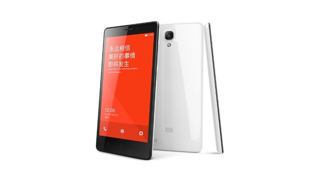 Xiaomi Redmi Note un phablet con características premium