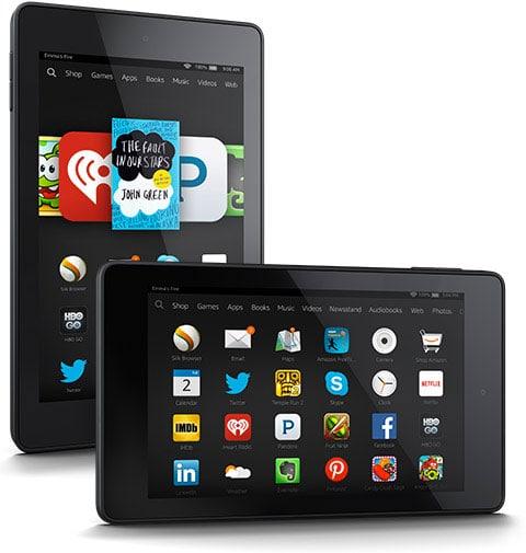 Fire HD 6 Amazon tablet