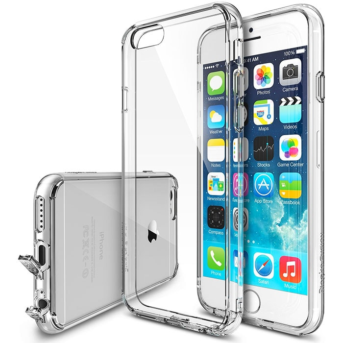 carcasa transparente iphone 6s plus