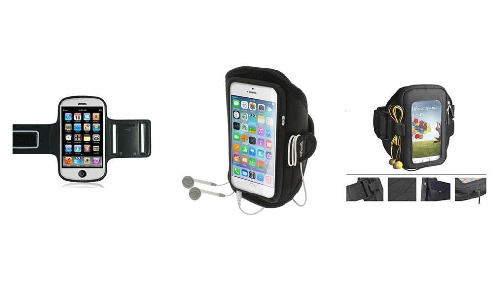 Los 3 mejores brazaletes deportivos para el iPhone 6, iPhone 6 Plus