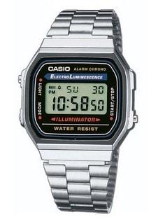 Casio A168W