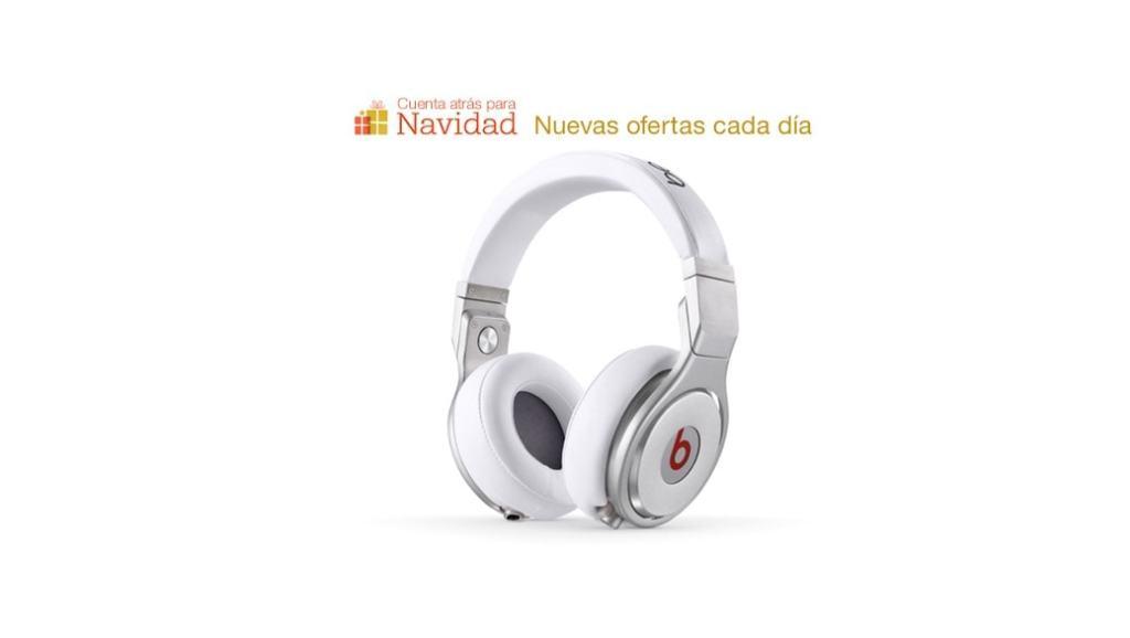 Cuenta atrás para Navidad (regalos): Beats by Dr. Dre Pro en oferta por 245 euros