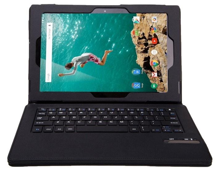 teclado nexus 9 tablet