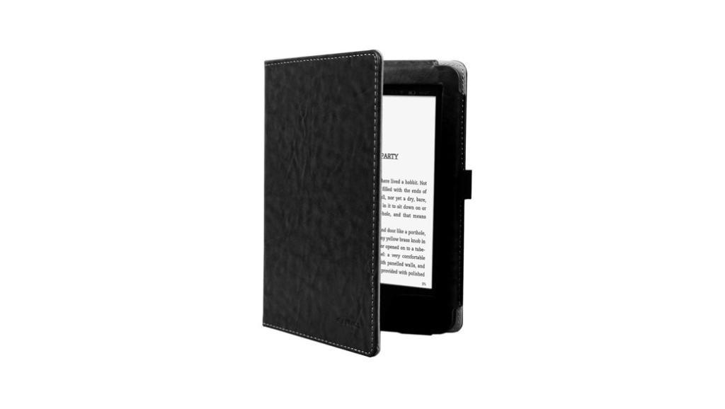 funda de cuero protectora para Kindle Ganvol