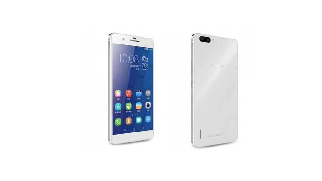 Huawei Honor 6 Plus disponible internacionalmente por 399$