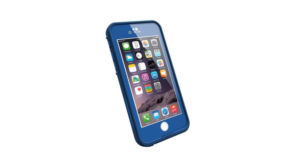 La mejor carcasa resistente al agua para tu iPhone 6: LiProof fre