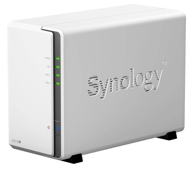 Servidor NAS Synology DS215J