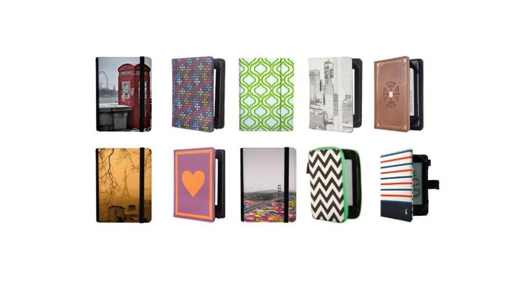 Fundas de moda para el eReader Kindle