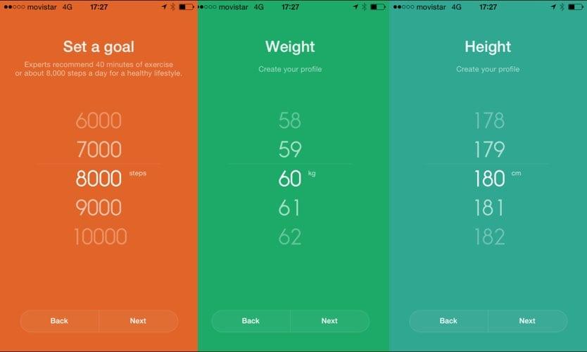 Xiaomi Mi Band: instrucciones y cómo configurar esta pulsera de actividad