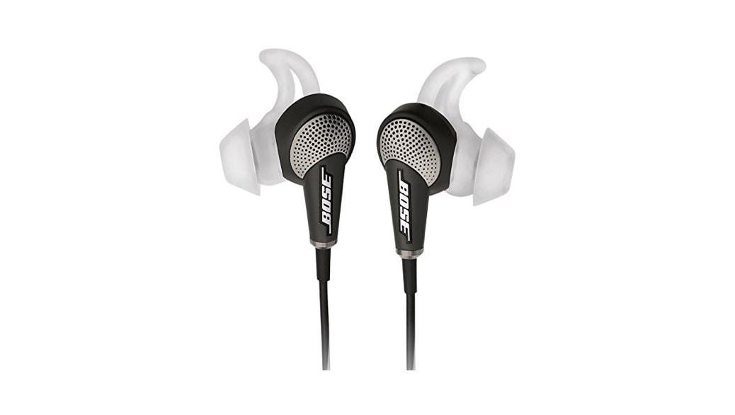 e6f745d4c1f Bose QuietComfort 20 y 20i: auriculares in-ear con cancelación de ruido –  Opinión y análisis