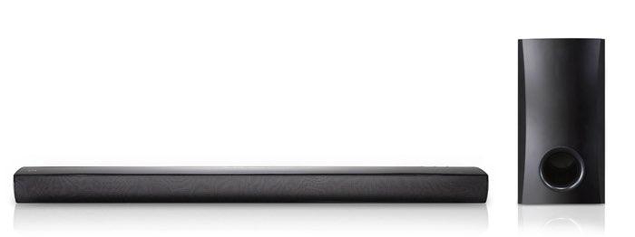 LG NB2540 - Todo lo que necesitas saber sobre las barras de sonido en 2015