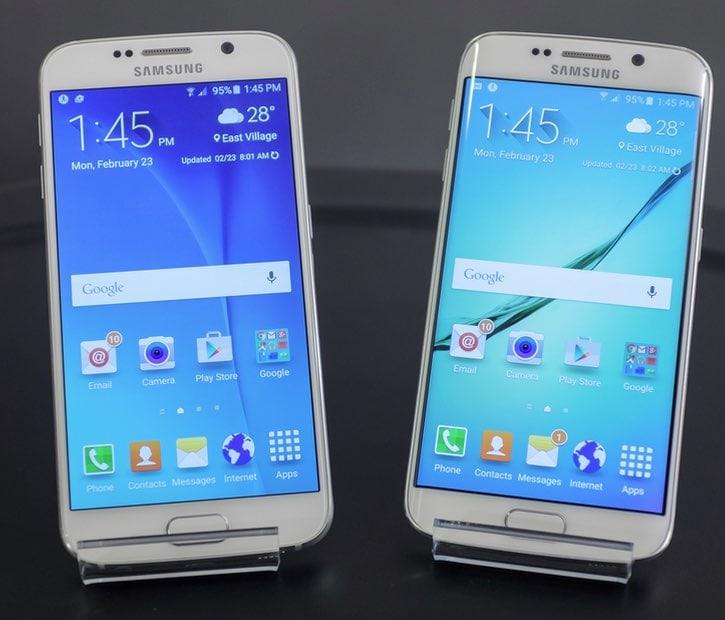 Samsung Galaxy S6 y Samsung Galaxy S6 Edge: características y fecha de lanzamiento