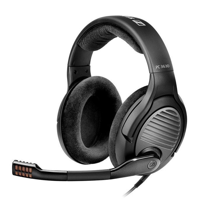 Mejor auricular para gaming en PC: Sennheiser PC 363D