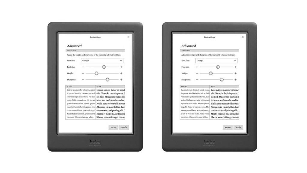 Kobo Glo HD, el competidor del Kindle Voyage de Amazon en 2015