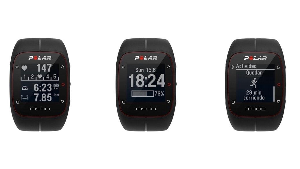 b02d7cf9df96 Polar M400 – Reloj de entrenamiento GPS – Opinión y análisis