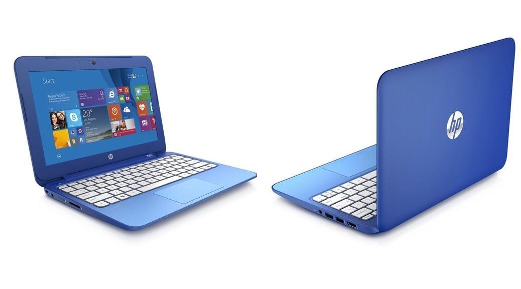 El mejor portátil para estudiantes por menos de 300 euros en 2015: HP Stream 11