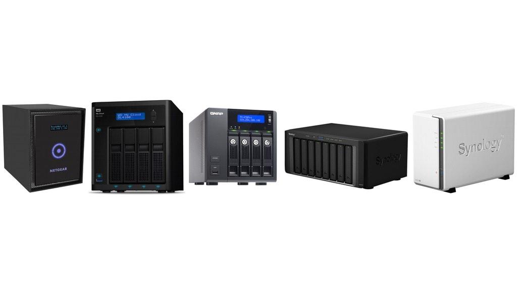 Los 10 mejores servidores NAS en 2017: discos NAS para almacenamiento (Synology, Qnap, Western Digital, Netgear...)