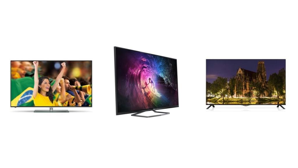 Los 3 mejores televisores 4K por menos de 1000 euros