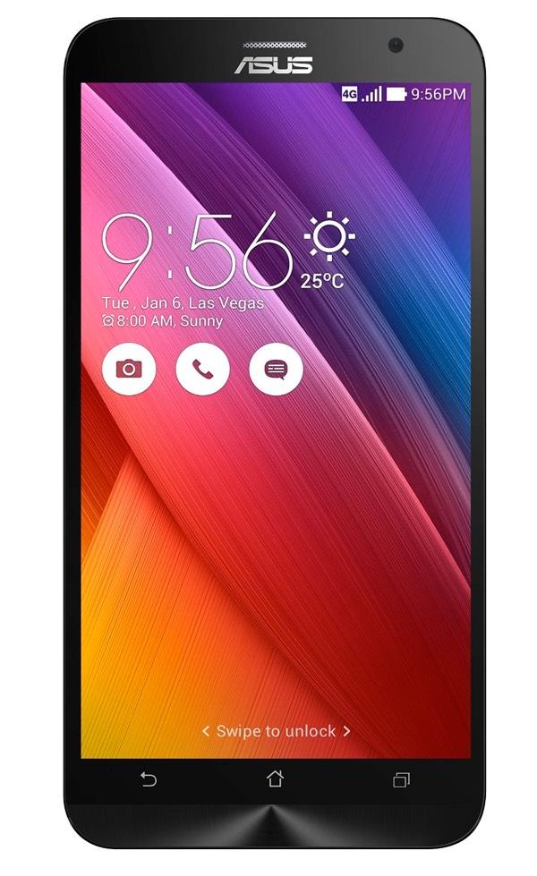 Los mejores smartphones Android por calidad precio de 2015: Asus Zenfone 2