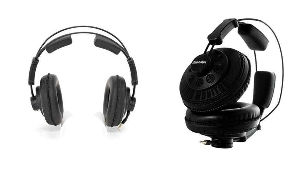 Superlux HD668B, auriculares con un sonido espectacular por menos de 40 euros – Opinión