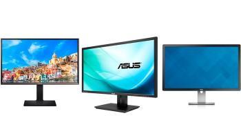 """¿Cuáles son los mejores monitores de 32"""" y 28"""" en 2019 (IPS, VA y TN)?"""