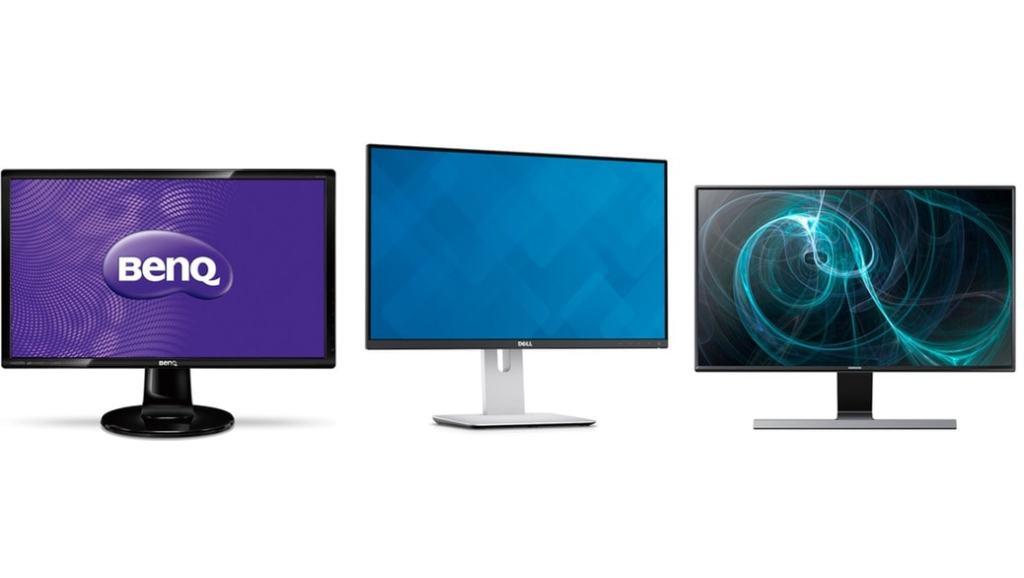 Los 3 mejores monitores de 24″ en 2015 (IPS, TN)