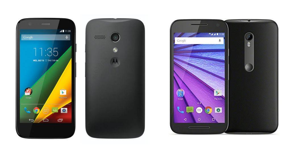 Motorola Moto G 2015 vs Motorola Moto G 2014