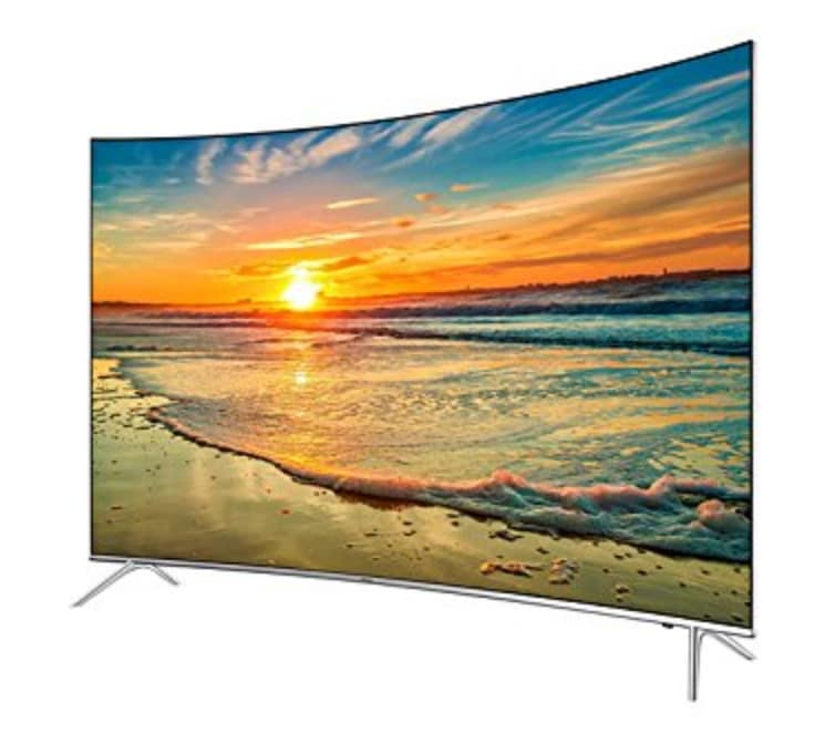 Samsung - TV led curvo de 55'' SUHD UE55KS7500 4K